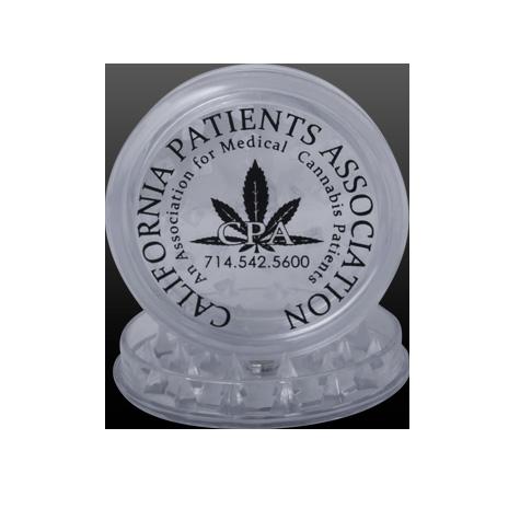 Custom Grinder for California Patients Association