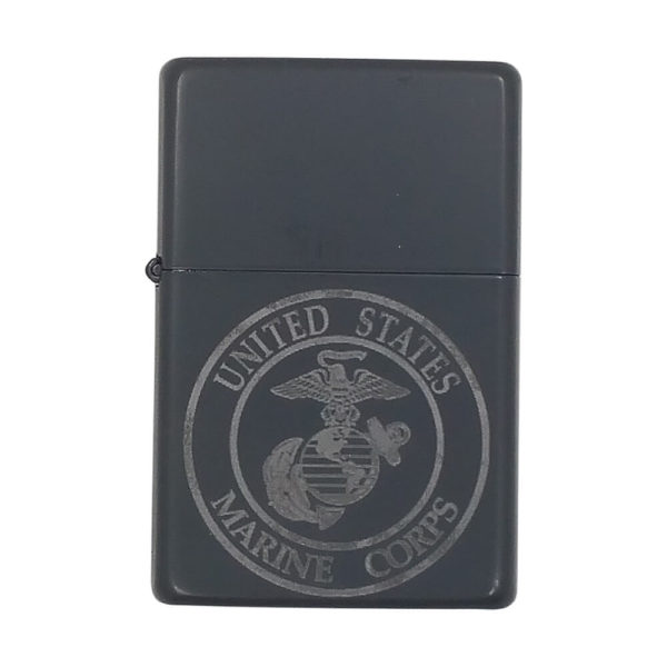 US Marine Corps Double Torch Lighter